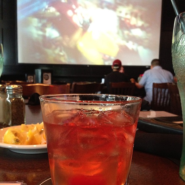 New Fashioned - Hudson Grille - Midtown, Atlanta, GA