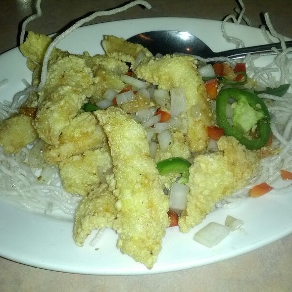 Calamari - Grand House China Bistro, Oklahoma City, OK