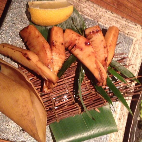 Takenoko (bamboo shoots) - 福炎や, 港区, 東京都