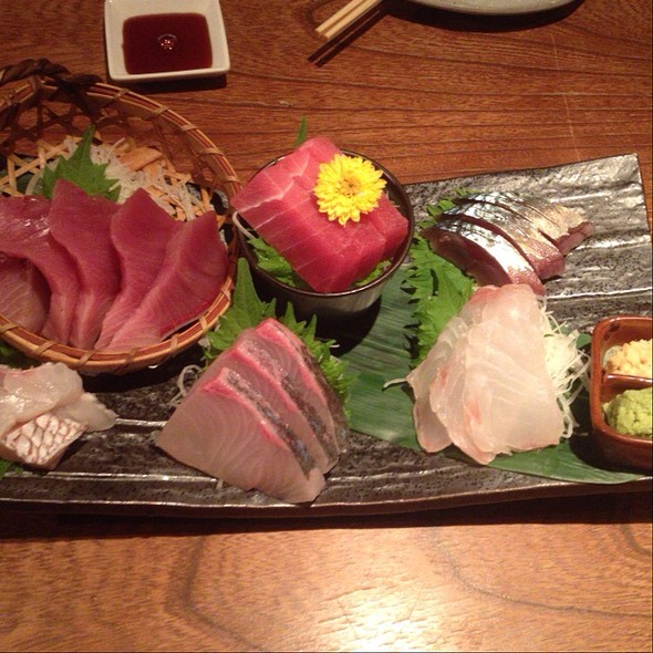 Sashimi - 福炎や, 港区, 東京都