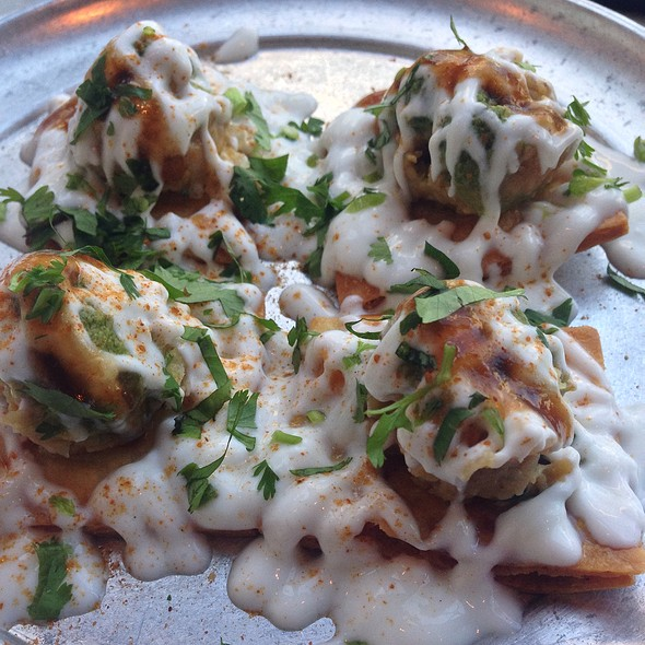Chickpeas & Chips - Badmaash, Los Angeles, CA