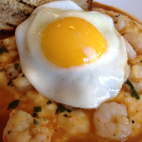 Shrimp & Grits - Citizens Band, San Francisco, CA