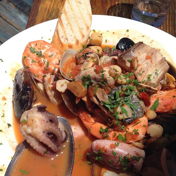 Seafood Stew - Sausalito Seahorse, Sausalito, CA