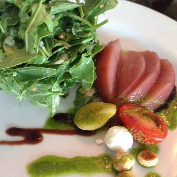 Poached Pear Salad - Poached Pear Bistro, Point Pleasant Beach, NJ