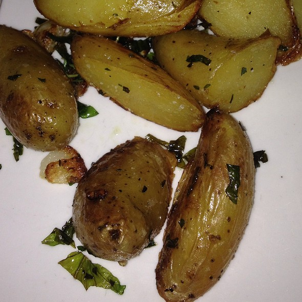 Fingerling Potatoes - I Tre Merli (FKA Revel), New York, NY