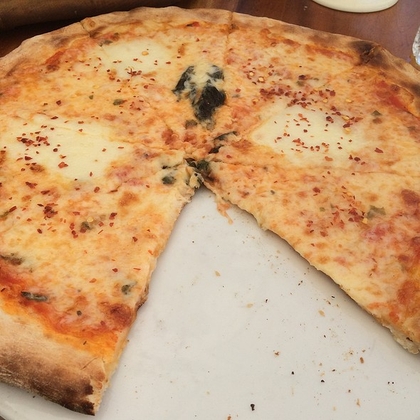 Margherita Pizza - Nikki Beach, Miami Beach, FL