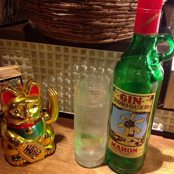 Spanish Gin - マンワール, 新宿区, 東京都