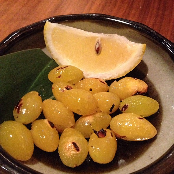 Ginko Nuts - Inakaya, New York, NY