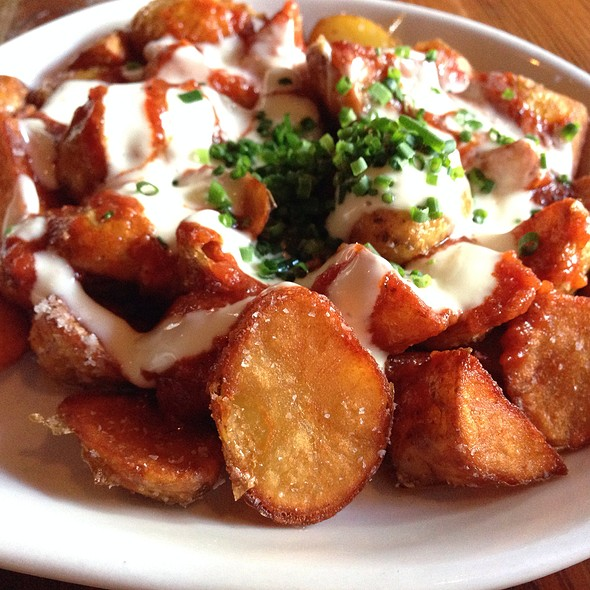 Patatas Bravas - Estadio, Washington, DC