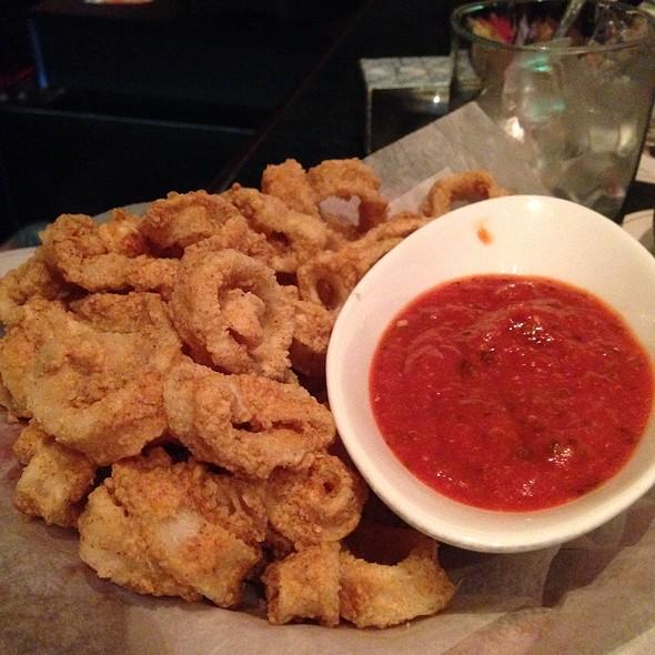 Fried Calamari - Gaby Brasserie Française, New York, NY