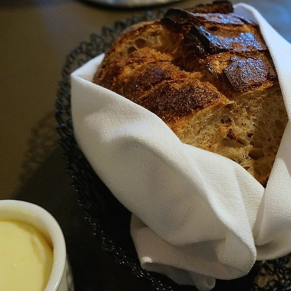 Acme bread and butter - La Toque – Westin Napa, Napa, CA