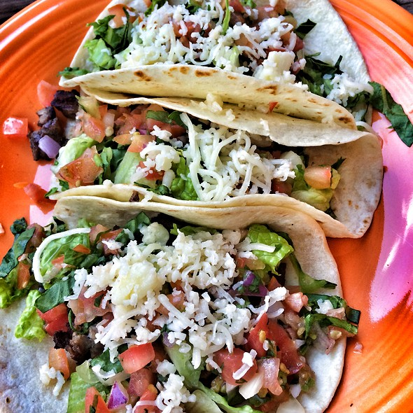 Steak Tacos - Blue Agave Restaurante y Tequileria, Baltimore, MD