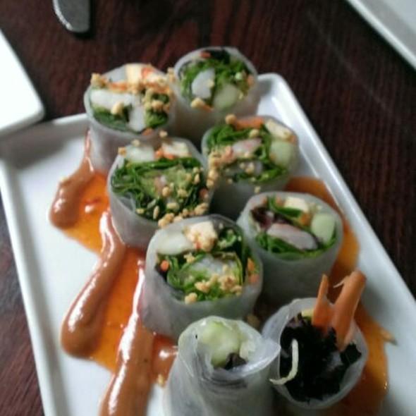 summer rolls - La Thai, New Orleans, LA