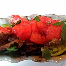 Watermelon Salad - Griffin Market, Beaufort, SC