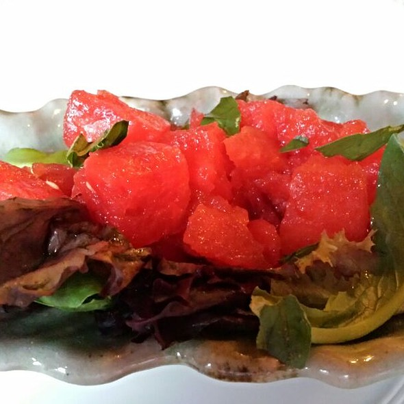 Watermelon Salad - Griffin Market, Beaufort, SC