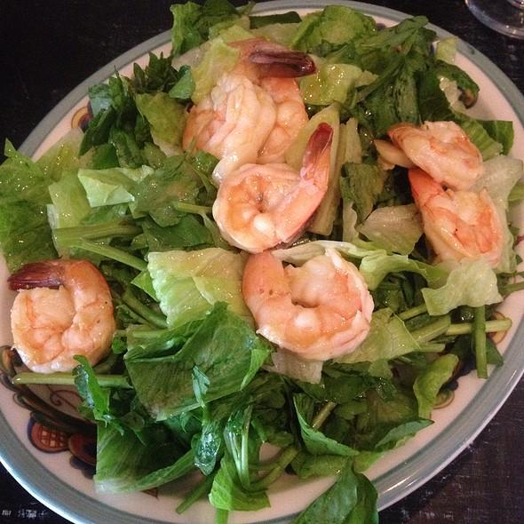 shrimp salad - The Lexington Social, New York, NY
