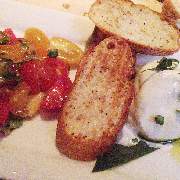 Burrata - Tomatoes, Margate, NJ