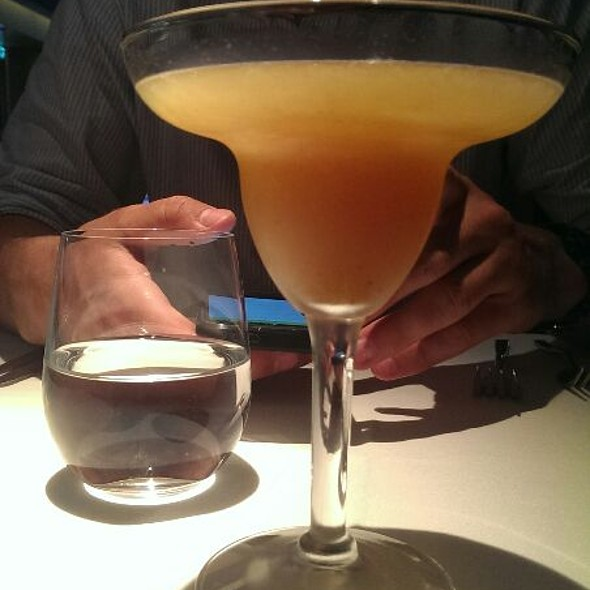 Tamarind Margarita - The Quilon, London