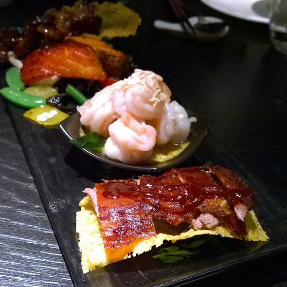 Taste of Hakkasan - Hakkasan Hanway Place, London