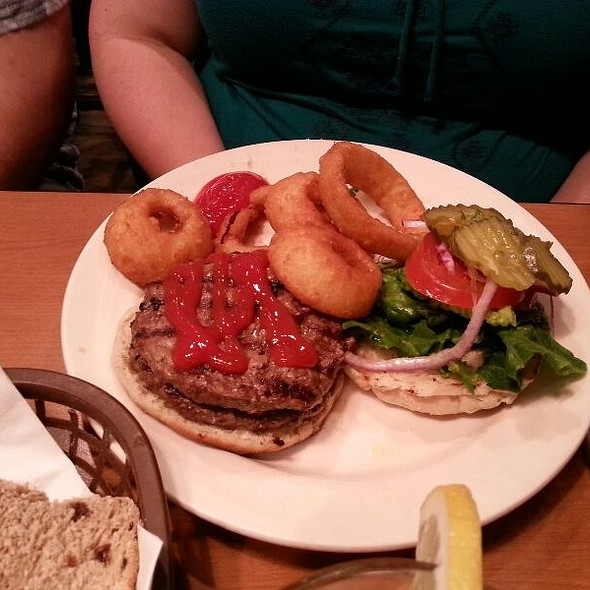 Bilbo Burger - Bilbo Baggins, Alexandria, VA
