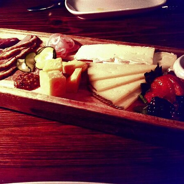 Cheese Board - Circa 1922, Wilmington, NC