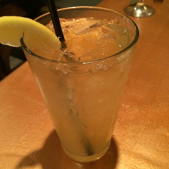 Arnold Palmer Ice Tea - MOSAIC Restaurant, Richmond, VA