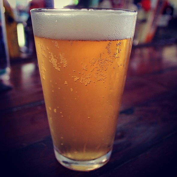 Kona Longboard Lager - Southernmost Beach Cafe, Key West, FL