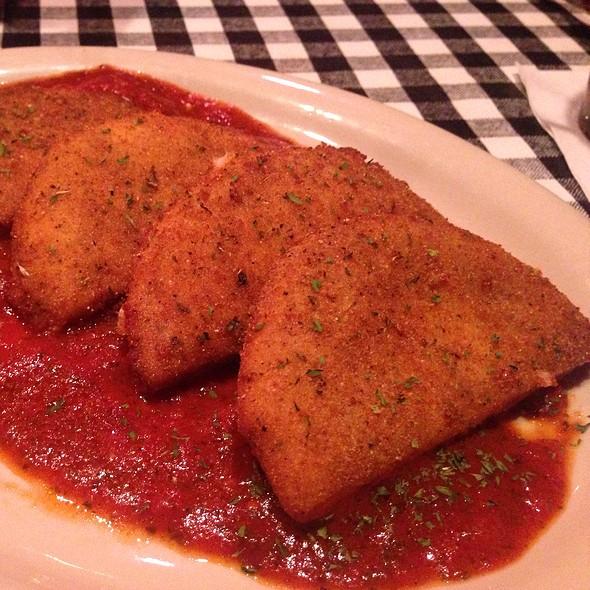 Mozzarella Fritta - Delmonico's Italian Steakhouse - Albany, Albany, NY