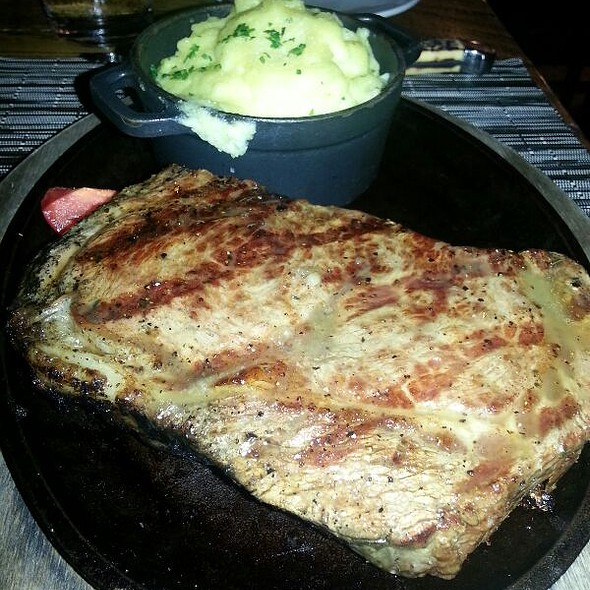 Steak - The Oak Table, Columbia, SC