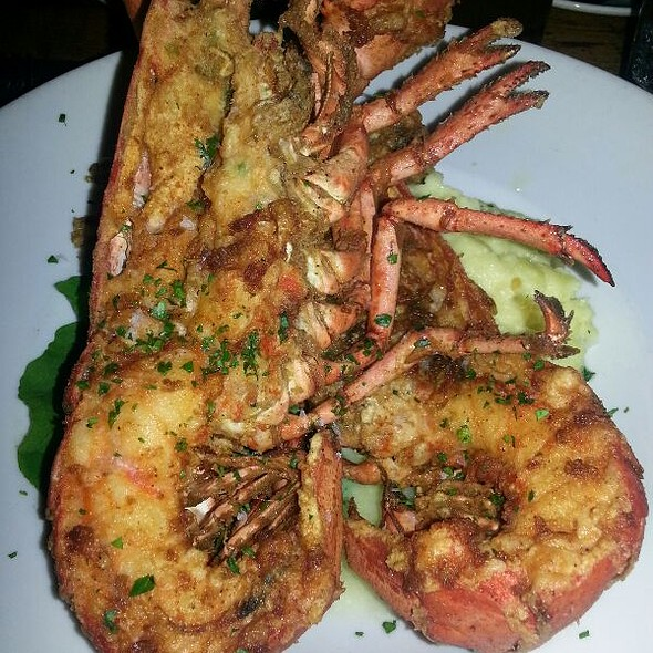 Lobster - The Oak Table, Columbia, SC
