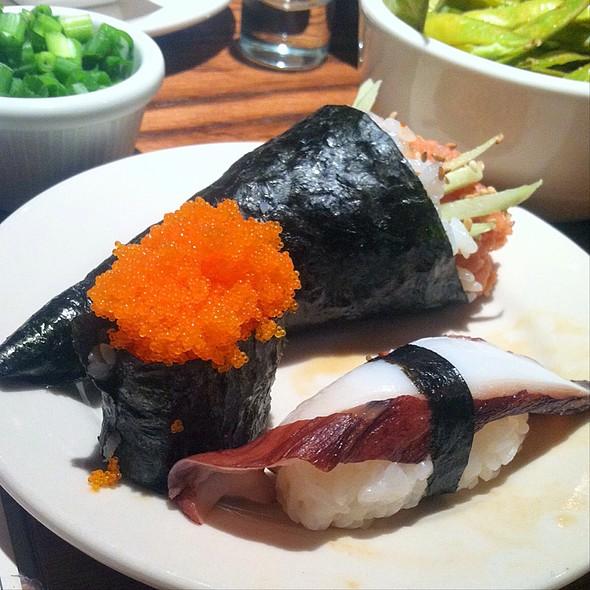 Smelt Roe Sushi - Kona Grill - Kansas City, Kansas City, MO