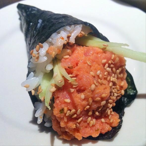 Spicy Tuna Handroll - Kona Grill - Kansas City, Kansas City, MO