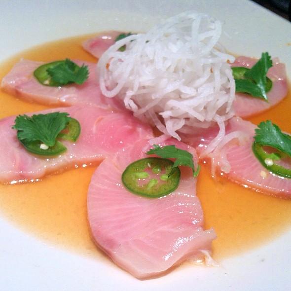 Jalapeno Yellowtail Sashimi - Kona Grill - Kansas City, Kansas City, MO
