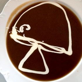 Joe's Wild Mushroom Soup - The Joel Palmer House, Dayton, OR