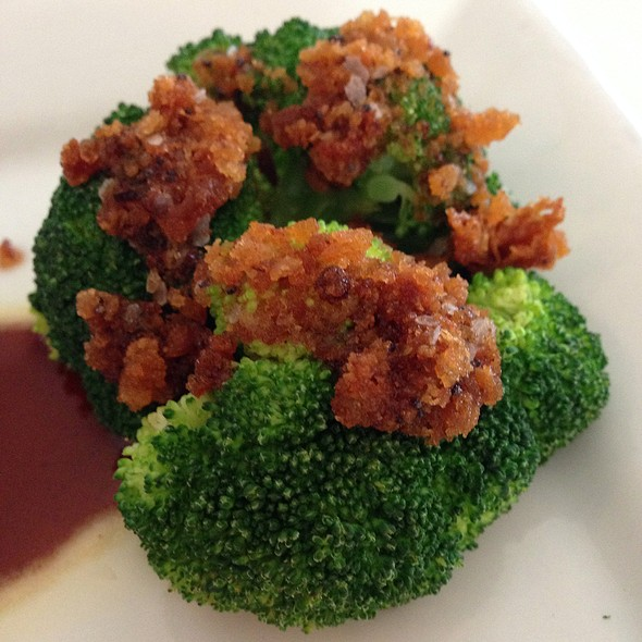 Broccoli - The Joel Palmer House, Dayton, OR
