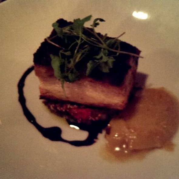 Pork Belly - Circa 1922, Wilmington, NC