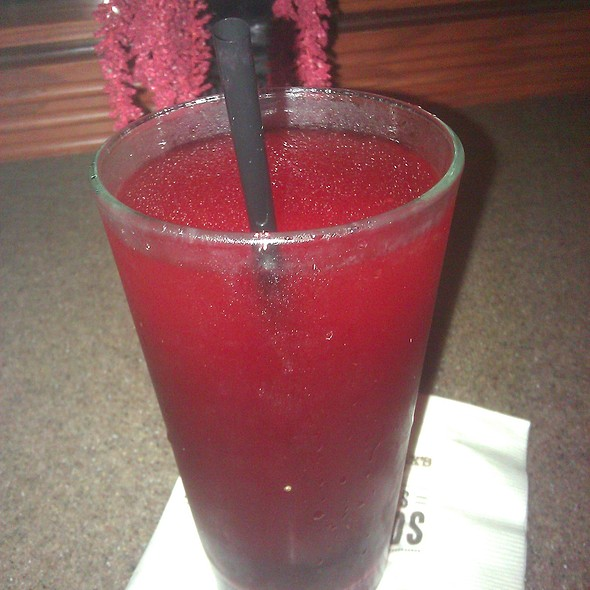 Virgin Strawberry Daquiri - Bogart's Bar & Grille, Boca Raton