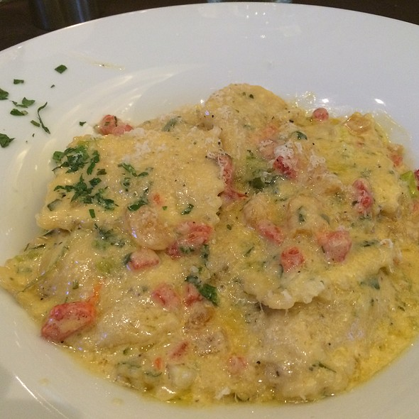Ravioli Stuffed With Rock Lobster - La Verità, Dollard-Des-Ormeaux, QC