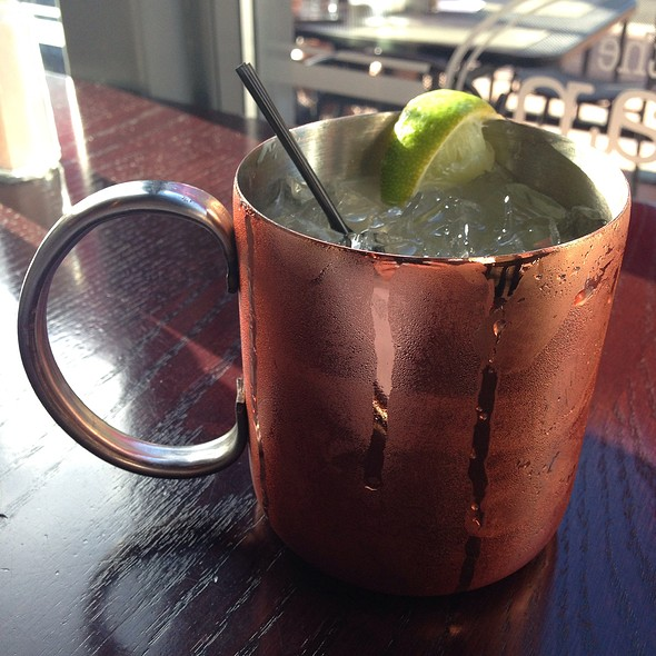Mule - The Pullman, Glenwood Springs, CO