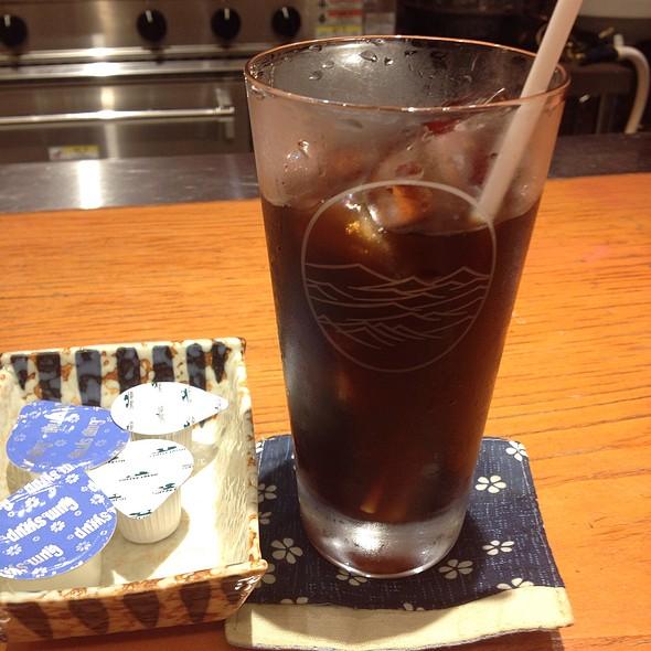 Ice Coffee - 翔山亭 淡路町店, 千代田区, 東京都