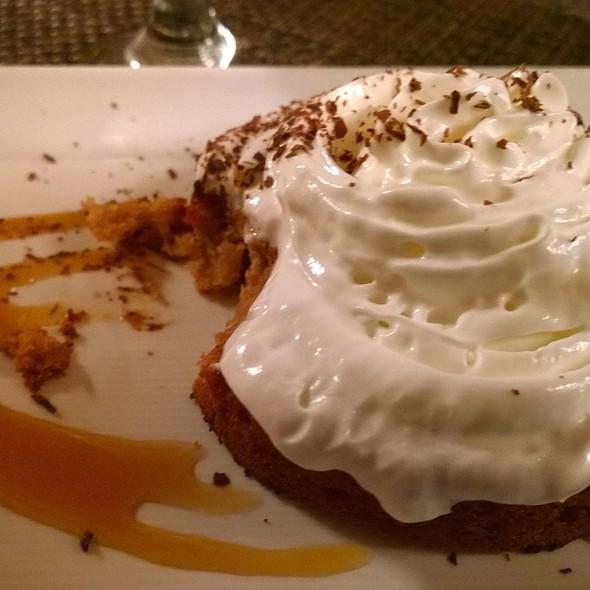 Peanut Butter Cake - Hoist House Restaurant at Swiftwater Cellars, Cle Elum, WA