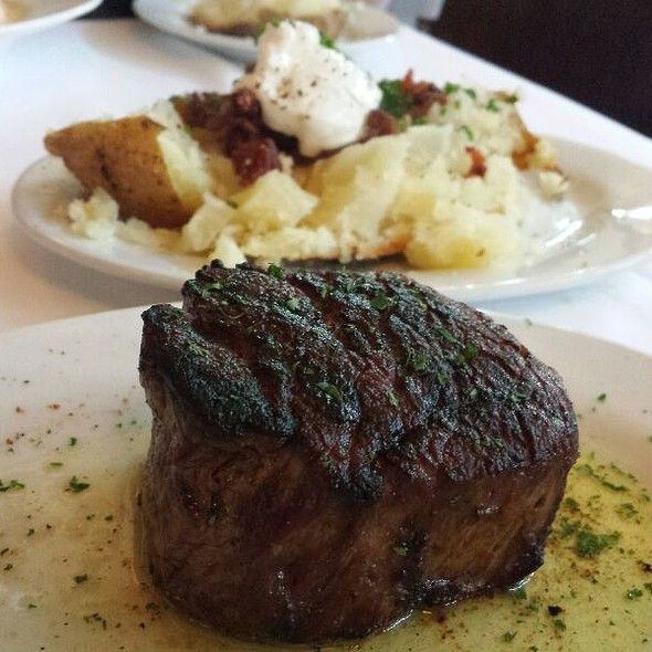 8oz Petite Filet - New York Prime Steakhouse - Myrtle Beach, Myrtle Beach, SC