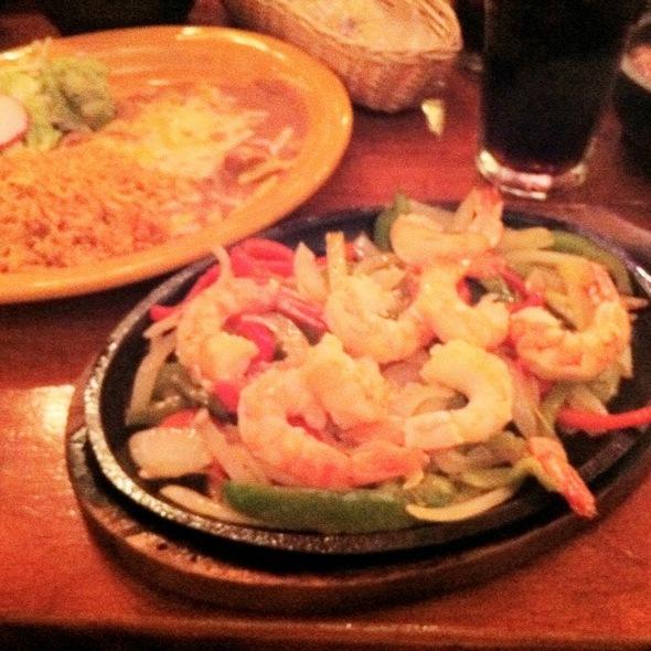 Shrimp-Fest Fajita - Guadalajara Fiesta Grill, Tucson, AZ