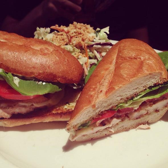 Grilled Chicken Sandwich - Pinon Grill - Boca Raton, Boca Raton, FL