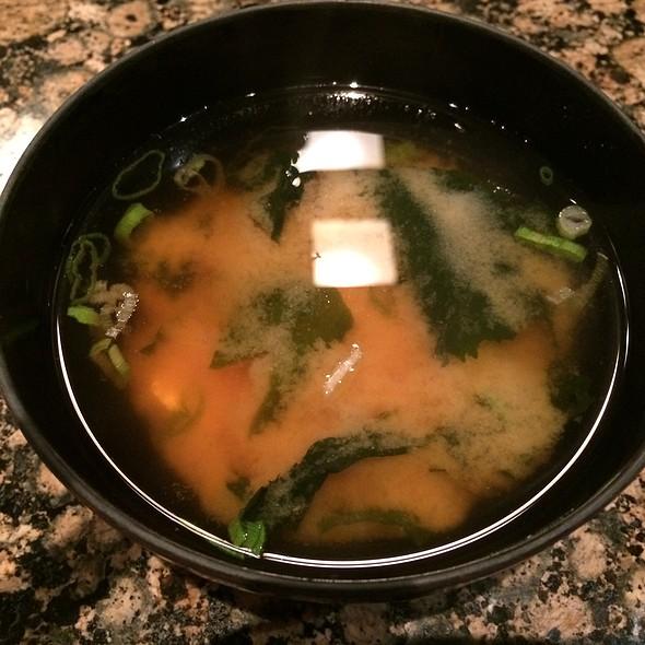 Miso Soup - Katsura - Westin Prince Toronto, Toronto, ON