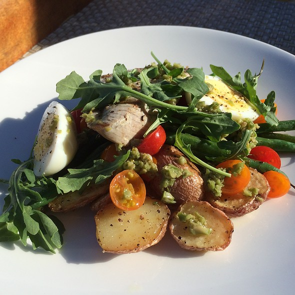 Nicoise - Nourish Grill - Mill Valley, Mill Valley, CA