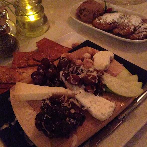 Sweetgrass Dairy Artisan Cheese Plate - Coles 735 Main, Lexington, KY