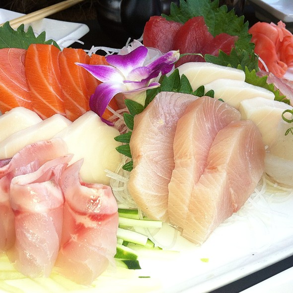 Sashimi For 2 - Sushi Lounge, Hoboken, NJ