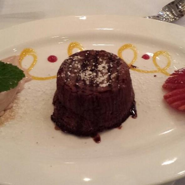 Tortino Di Cioccolato - Bice Cucina FKA Bistro Milano, New York, NY