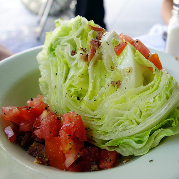 Wedge Salad - Gibsons Bar & Steakhouse - Chicago, Chicago, IL